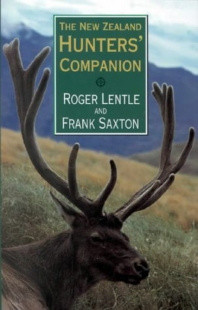 Cover Page, The New Zealand Hunters' Companion by Roger Lentle and Frank Saxton-2