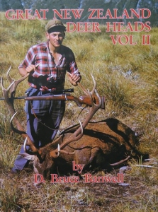 Great New Zealand Deer Heads Volume II by Bruce Banwell