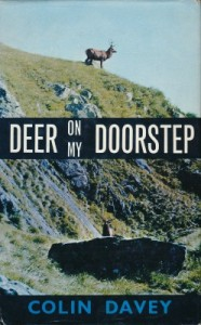 Deer on my Doorstep by Colin Davey