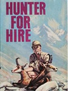 Hunter for Hire by Rex Forrester