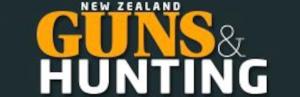 Magazine Logo, New Zealand Guns & Hunting Magazine-2