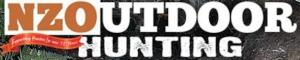 Magazine Logo, New Zealand Outdoor Hunting Magazine-2