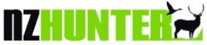 Magazine Logo, NZ Hunter
