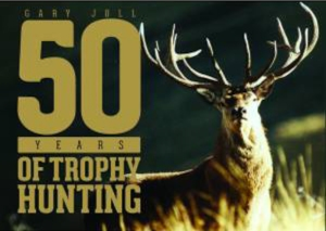 The Hunter_Book Cover_Gary Joll_Fifty Years of Trophy Hunting
