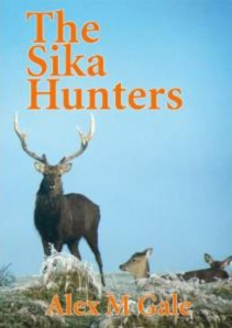 The Hunter_Book Cover_Alex Gale_The Sika Hunters