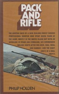 Pack and Rifle - Philip Holden